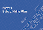 Hiring Plan Cover