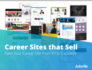 Career Sites that Sell