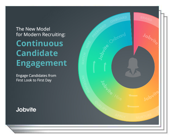 Continuous Candidate Engagement Strategy