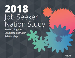 Jobvite 2018 Job Seeker Nation Study